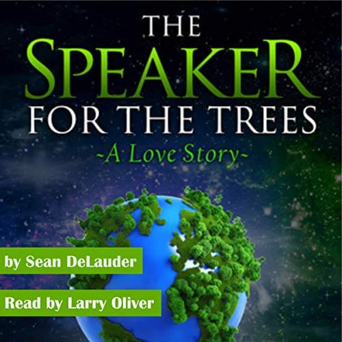 Larry Oliver Voice Over The Speaker For The Trees